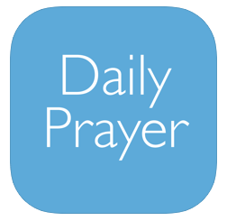Daily prayer app icon